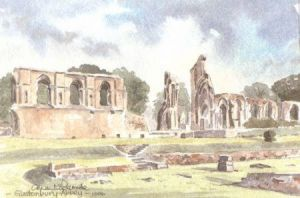 Glastonbury Abbey 1006