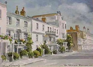 The Terrace, Barnes 1028