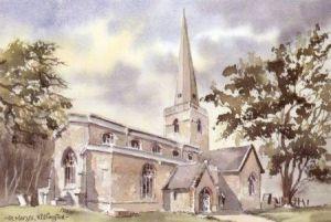 St Mary's, Kidlington 0103