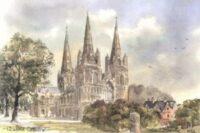 Lichfield Cathedral 1032