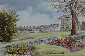 Royal Crescent, Bath 1038