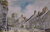 Gold Hill, Shaftesbury 1059