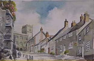 Gold Hill, Shaftesbury 1059