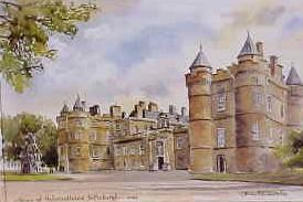 Palace of Holyrood House 1062