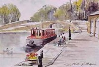 Canal Basin, Linlithgow 1064