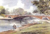 Bridge at Runnymede 1065