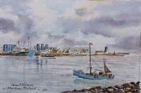 Aberdeen Harbour 1076