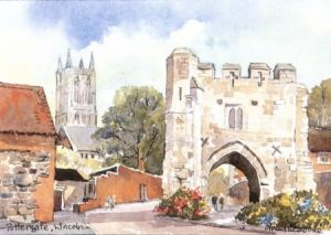 Pottergate, Lincoln 1084
