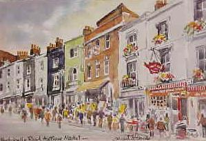 Antique Market, Portobello Road 1086