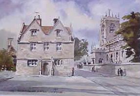 Queen's Square, Winchcombe 0109