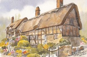 Anne Hathaway's Cottage 1094