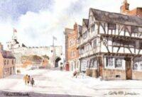 Castle Hill, Lincoln 1106