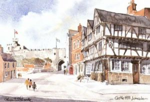 Castle Hill, Lincoln 1106