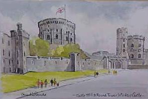 Castle Hill & Round Tower 1112
