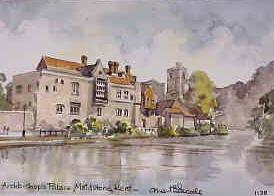 Archbishop's Palace, Maidstone 1138