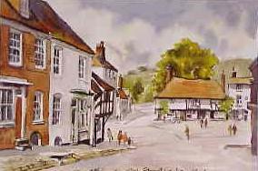 High Street, Lenham 1141
