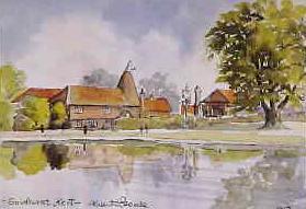 The Pond, Goudhurst 1142