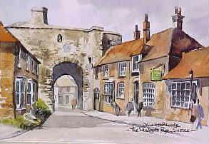 Landgate, Rye 1177