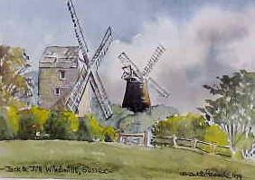 Jack & Jill Windmills 1179