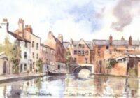 Gas Street Basin, Birmingham 1186