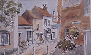 Quay Hill, Lymington 0119
