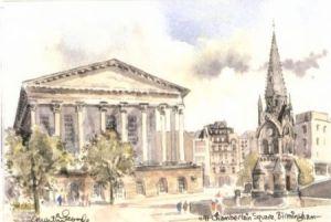 Chamberlain Square, Birmingham 1191