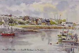Howth Harbour, Co Dublin 1192