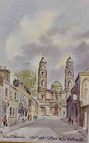 Mullingar Cathedral, Co Westmeath 1196