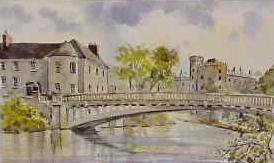 River Nore, Kilkenny 1200