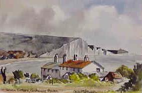 Seven Sisters, Cuckmere Haven 1223
