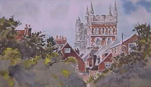 Wimborne Minster 0124