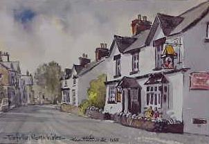 Trefriw, North Wales 1255