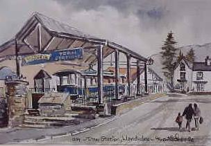 Tramway Station, Llandudno 1257