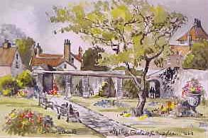 Kipling Gardens, Rottingdean 1268