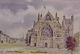 Exeter Cathedral 1281