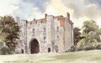 Abbey Gatehouse, St Albans 0129