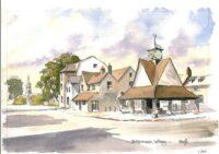Buttercross, Witney 1299