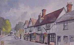 Siege House, Colchester 1335