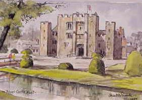Hever Castle 1337