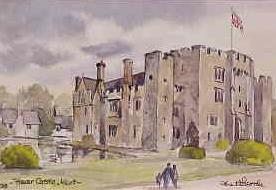 Hever Castle 1338