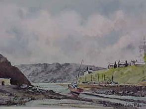 Solva, Low Tide 1362