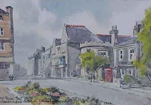 Old Town Hall, Llandrindod Wells 1364