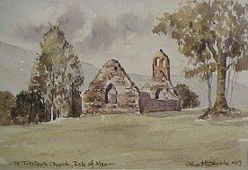 St Trinian's Church 1417