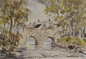 Monk's Bridge 1420