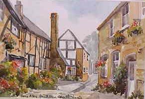 Pump Alley, Horsham 1437