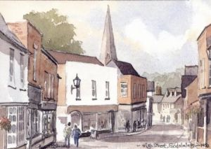 High Street, Godalming 1452