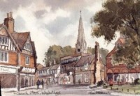 Church Street, Weybridge 1470