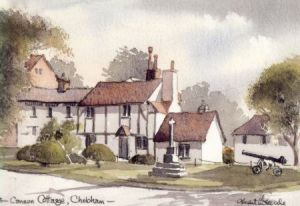 Cannon Cottage, Chobham 1473