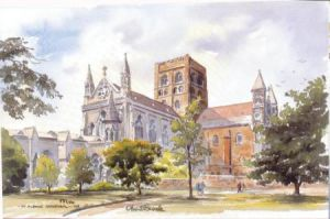 St Albans Cathedral 0148