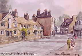High Street, Old Bexley Village 1492